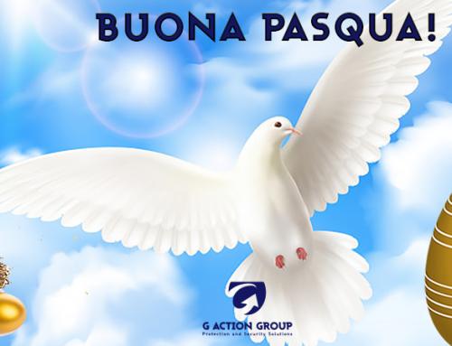 G Action augura Buona Pasqua