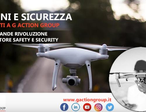 Droni e sicurezza privata
